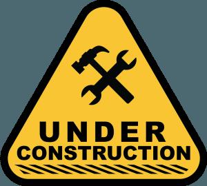 Site in aanbouw
