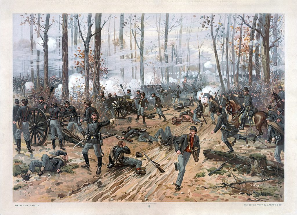 Slag om Shiloh