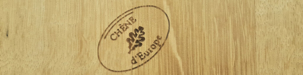 Oak Wood stamp